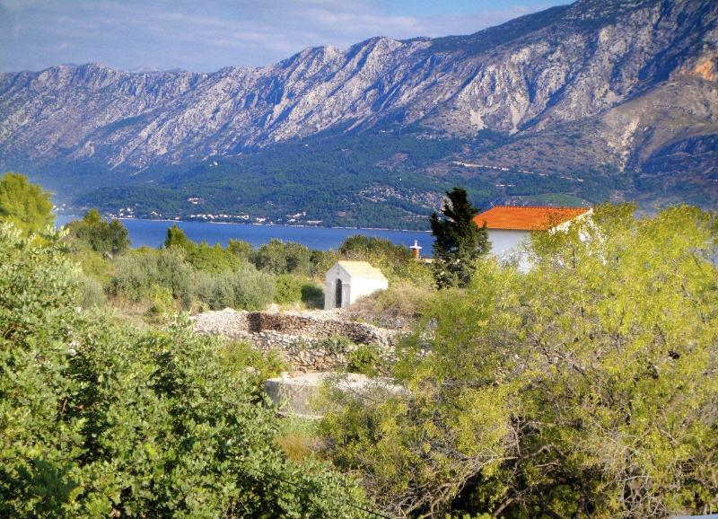 View from Villa Palma