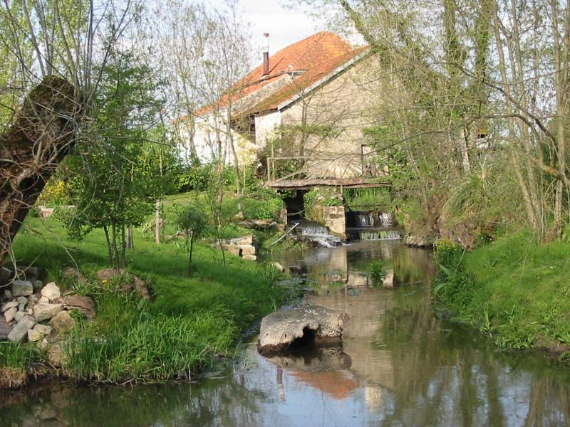 Moulin and Petit Etourneau, holiday rental in Reaux