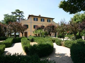 view villa di argiano , Montepulciano, Si