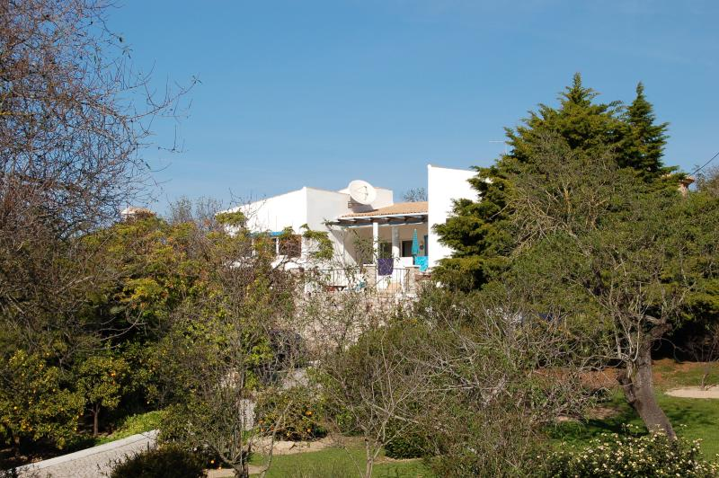 Picture of the Villa and front garden