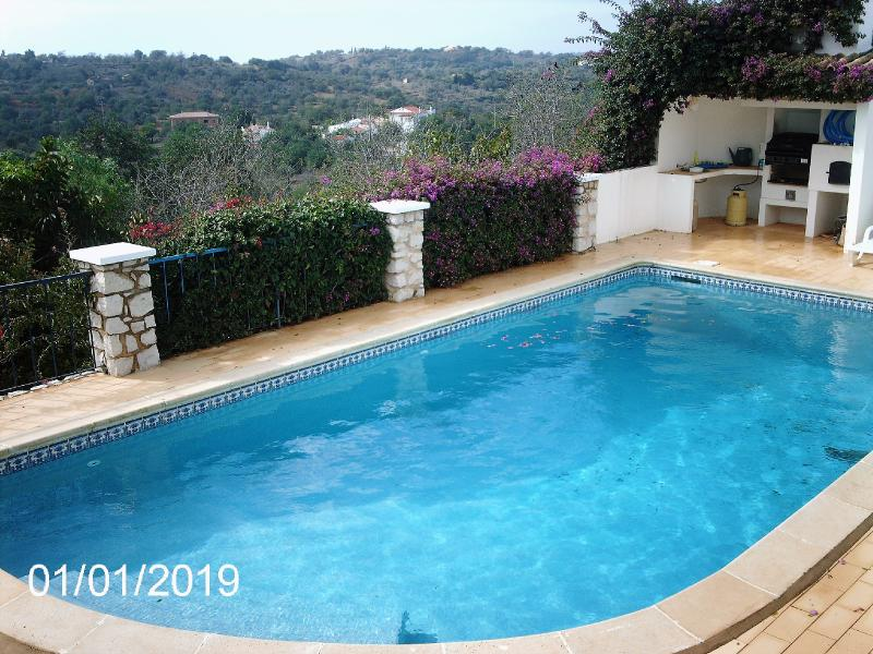 View from Terrace of swimming pool