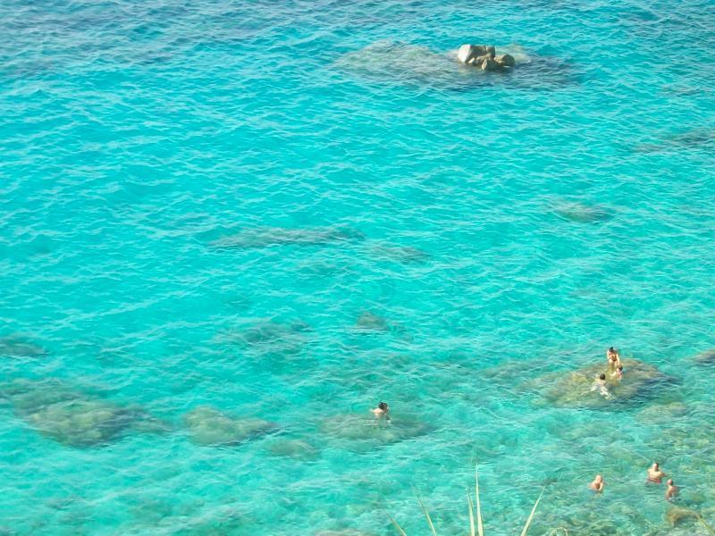 Clear Sea on Local Beaches