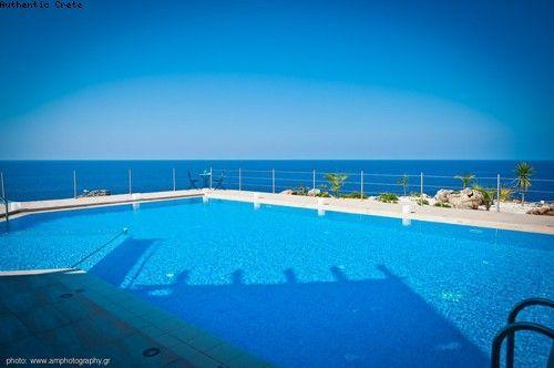 amazing 100 sq mtrs pool with sea views