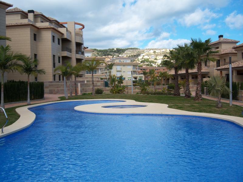 Jardines del Gorgos penthouse, location de vacances à Javea