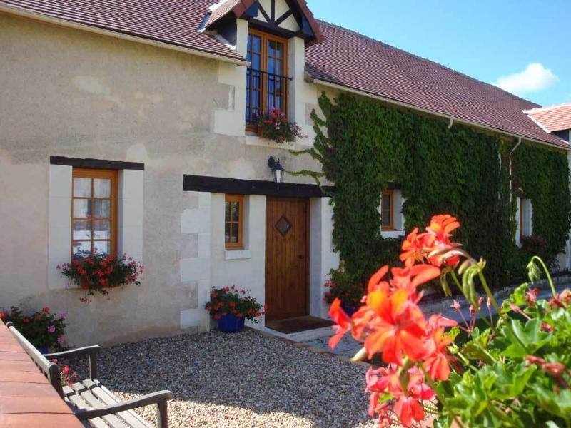 'La Laiterie' at Le Bouchet, location de vacances à Ingrandes