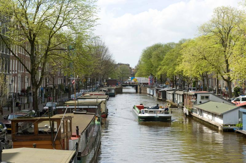 The charming Prinsengracht