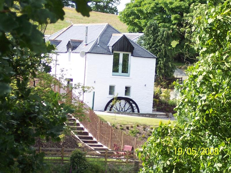 Burnbrae Mill Summer