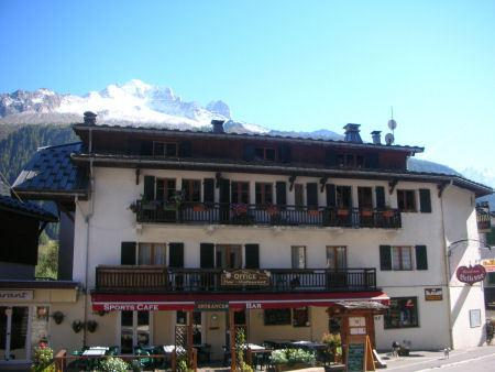 Apartment Bellevue, vacation rental in Chamonix