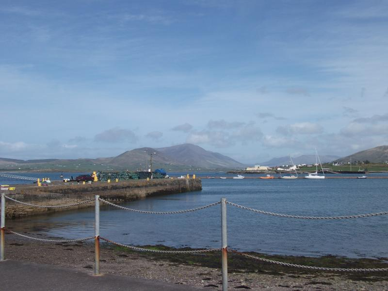 Pier in Ballinskelligs