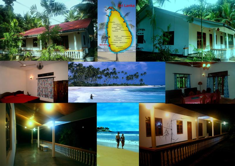 Villa Beruwala -Beach Bungalow, vacation rental in Kalutara