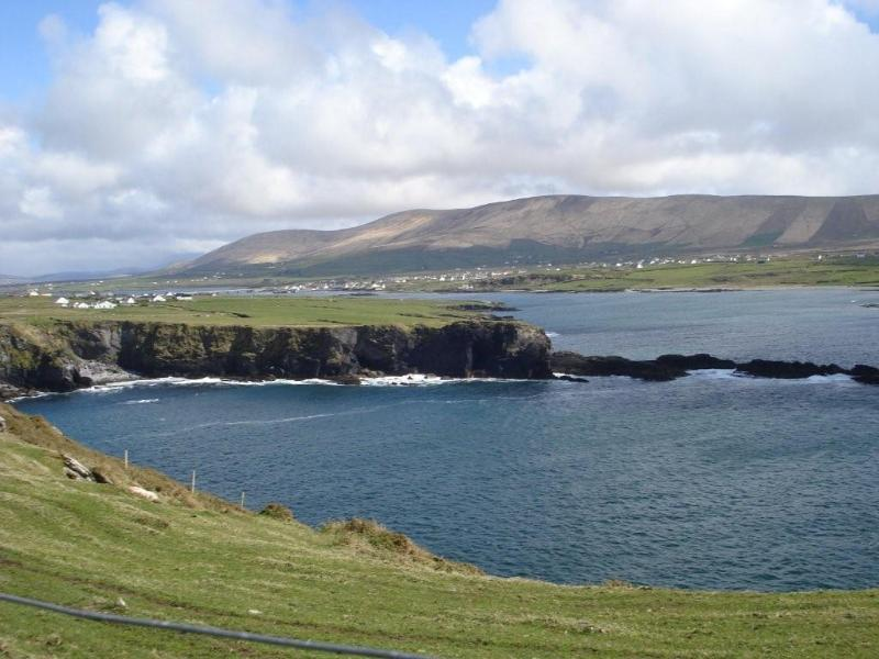 View from nearby Valentia Island
