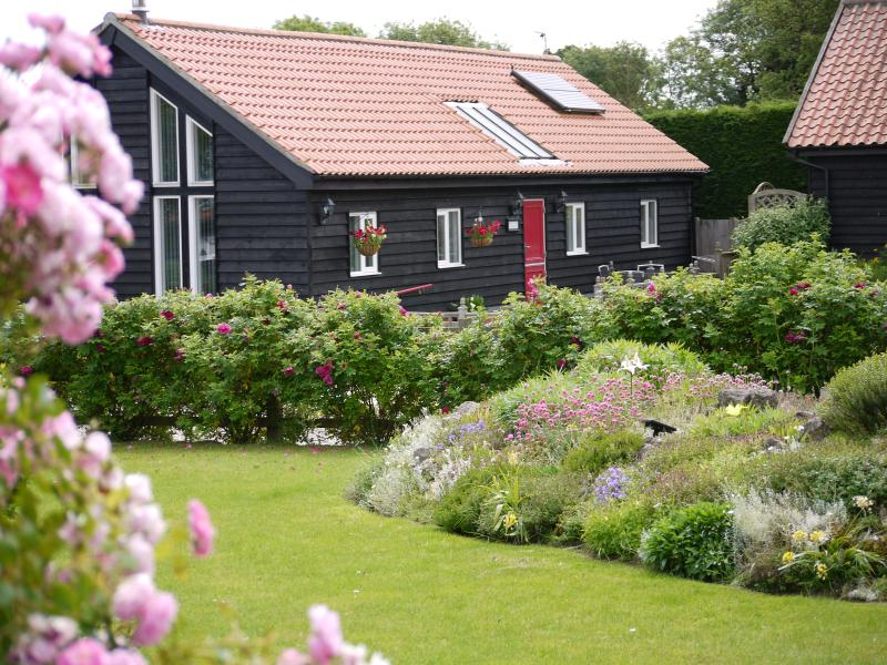 Rookyard Cottage, holiday rental in Blyford