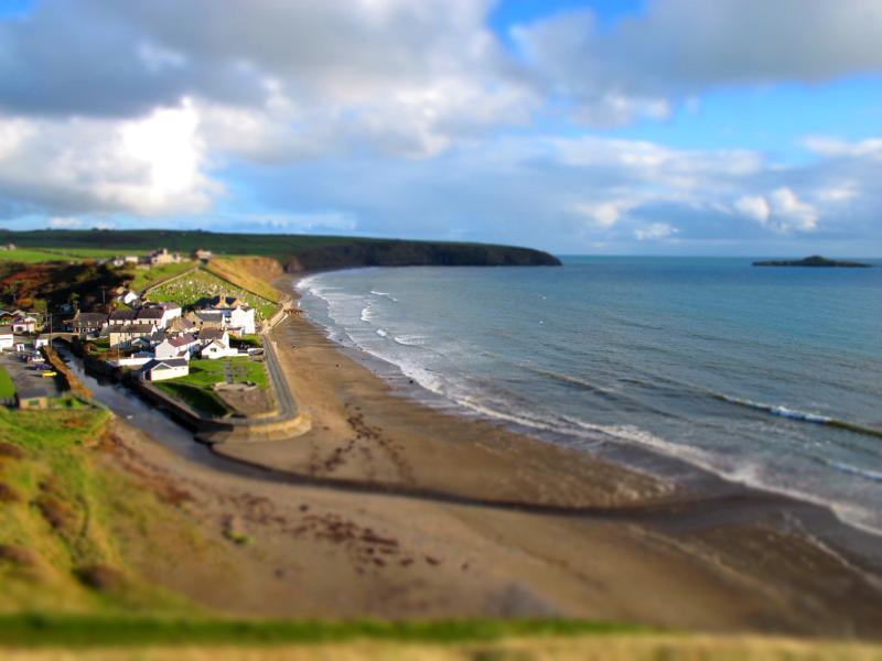 Beautiful Aberdaron