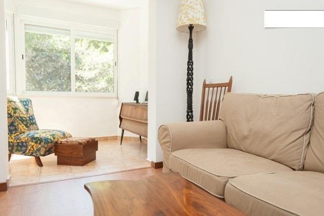 Living Room and Zen Corner