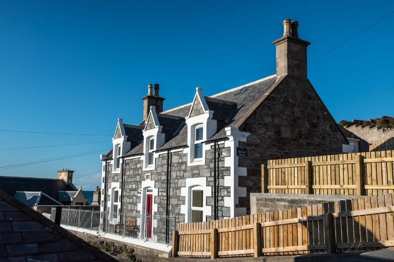 Station Road Holiday Cottage, vacation rental in Buckie