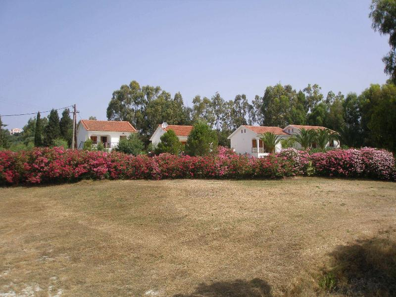 Nerissa apartments, sea view side