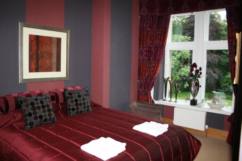 Red Bedroom (as a Superking bed)