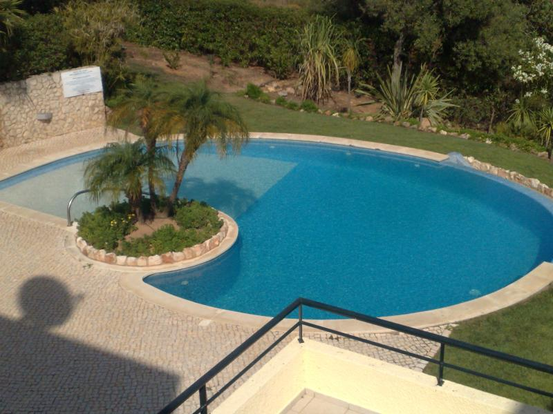 The secluded Pool