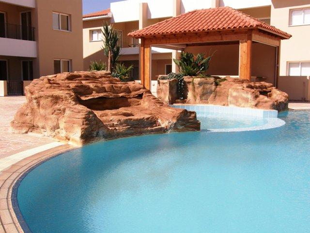 Luxury 2 bed apartment, holiday rental in Dherinia