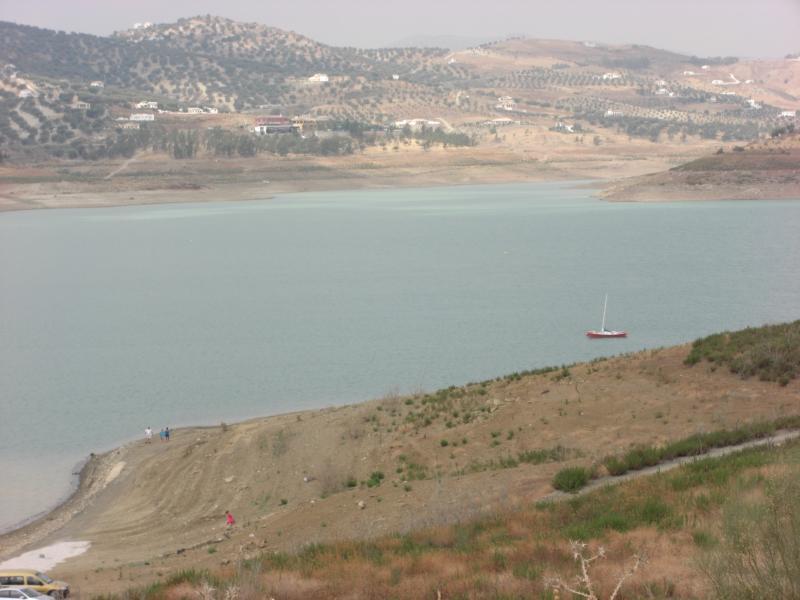 Lake vinuella