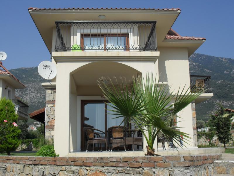 Sun Kissed Villa