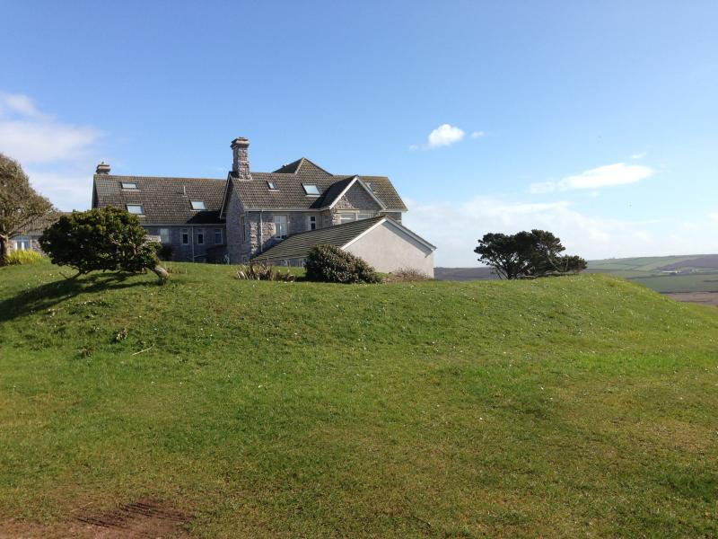 The Downs, Thurlestone, Near Kingsbridge overlooking Burgh Island, casa vacanza a Bantham
