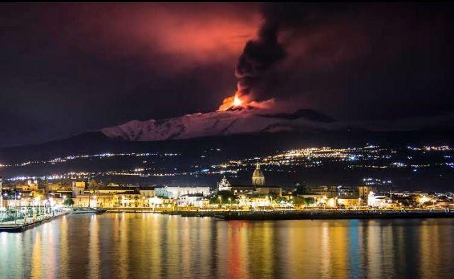 Riposti Taormina 'Porto dell'Etna', location de vacances à Mascali