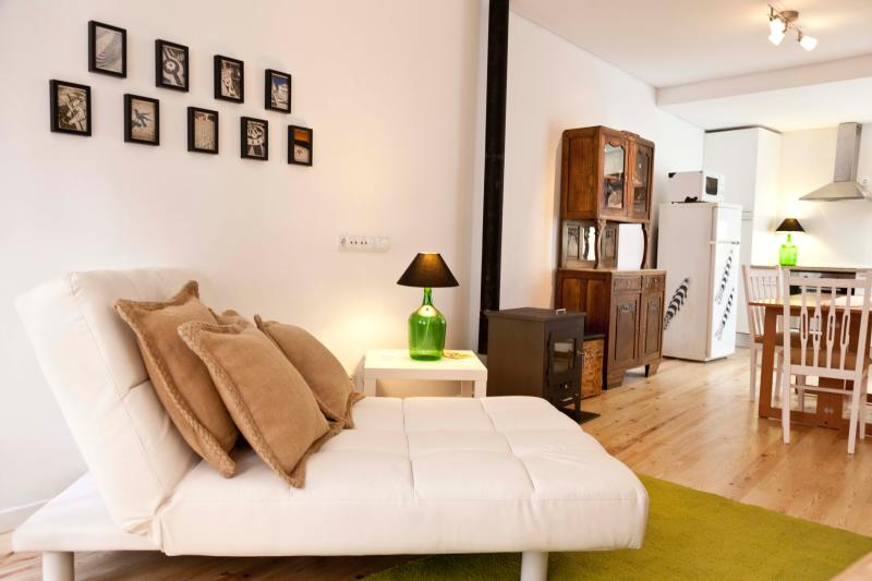 openspace - living room - sofa-bed-'chaise-longue'