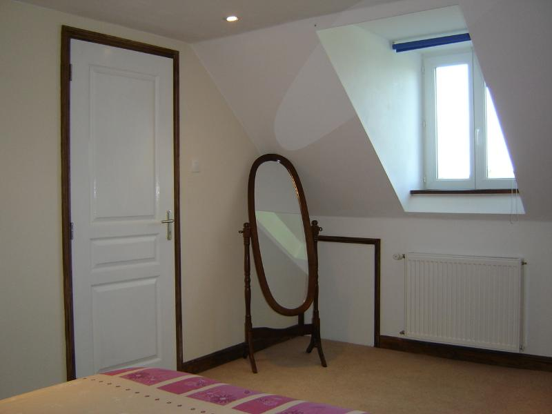 The Stables first floor double bedroom