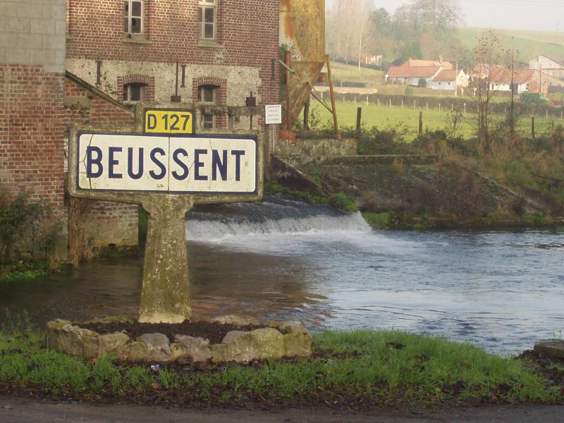 Beussent, in the beautiful Course Valley