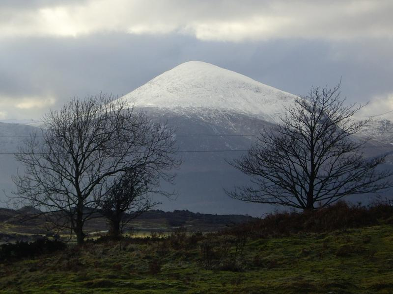 Winter in the Mournes