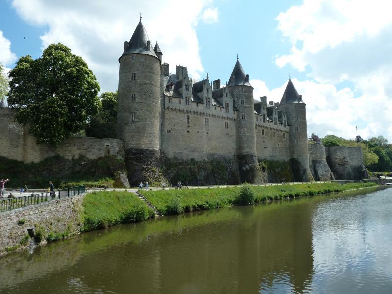 Chateau at Josselin