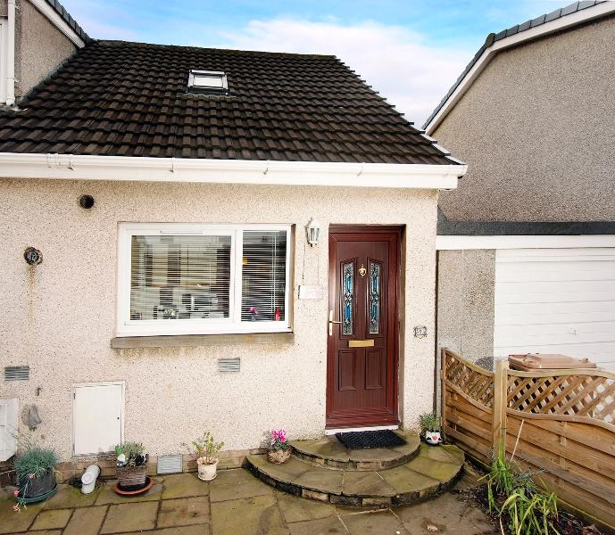 Come Ben the Hoose, just 15 minutes from Edinburgh city centre
