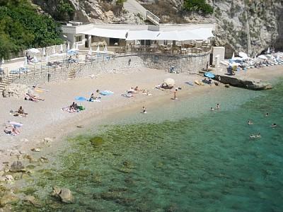 Nearest beach on 300-400m