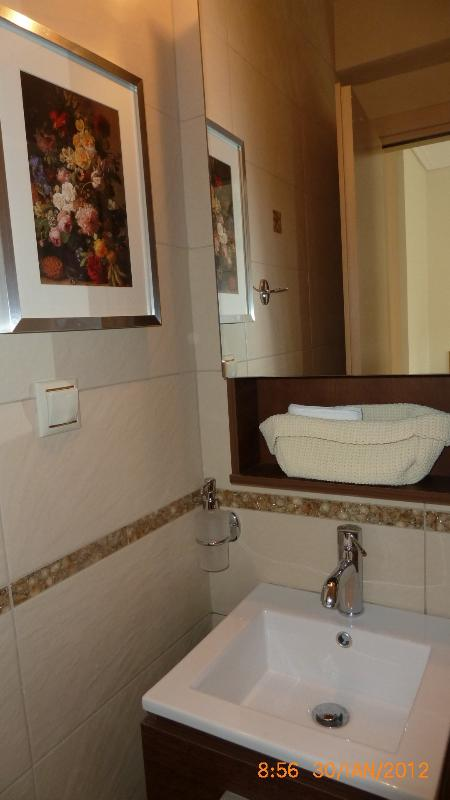 The third bathroom