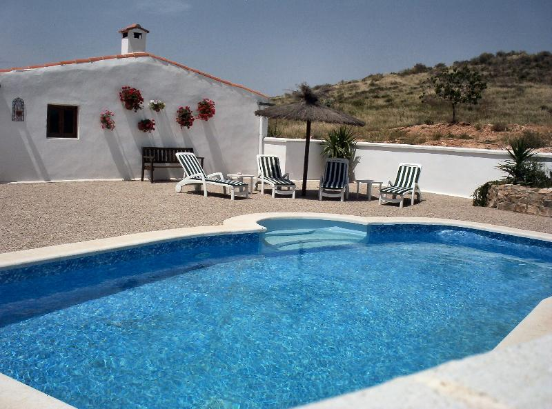 Los Rubiales Pool Terrace