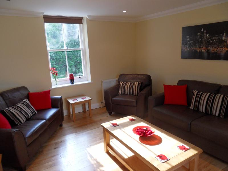Comfortable Lounge in the Eversley 4 Bed Apartment
