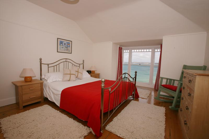 Wake up to the most amazing views over Porthminster Beach.