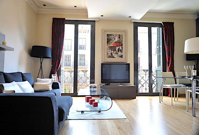Living Room Pau Claris