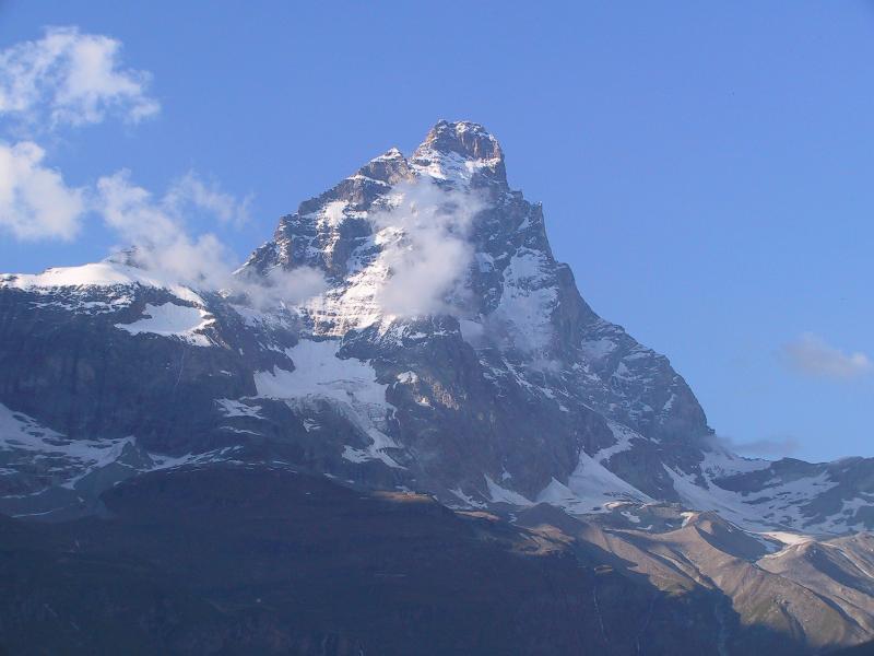 Matterhorn (Cervino) panoramic view