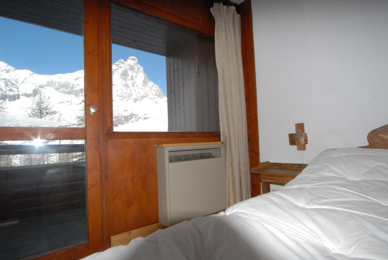 double bedroom with Matterhorn view (Cervino)