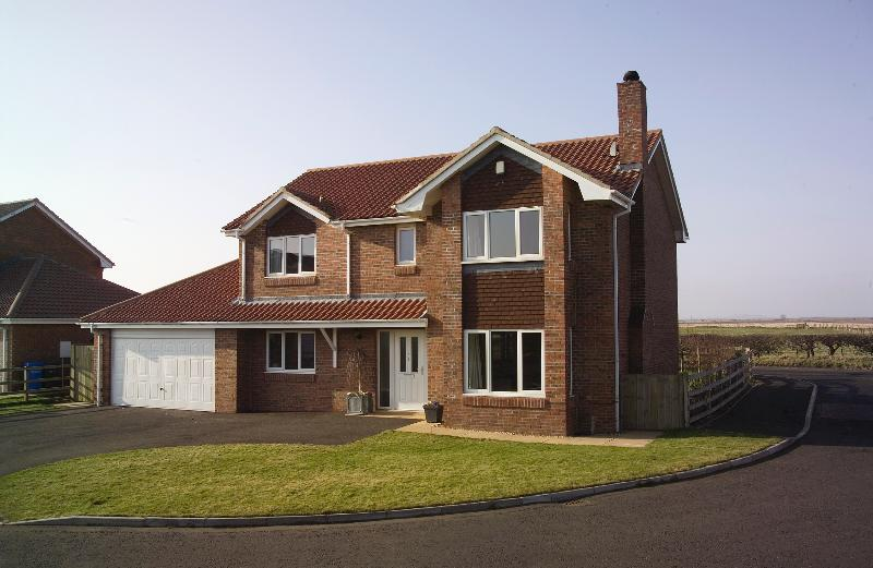 The perfect seaside holiday base, just a few minutes walk from the huge beach and plenty of parking