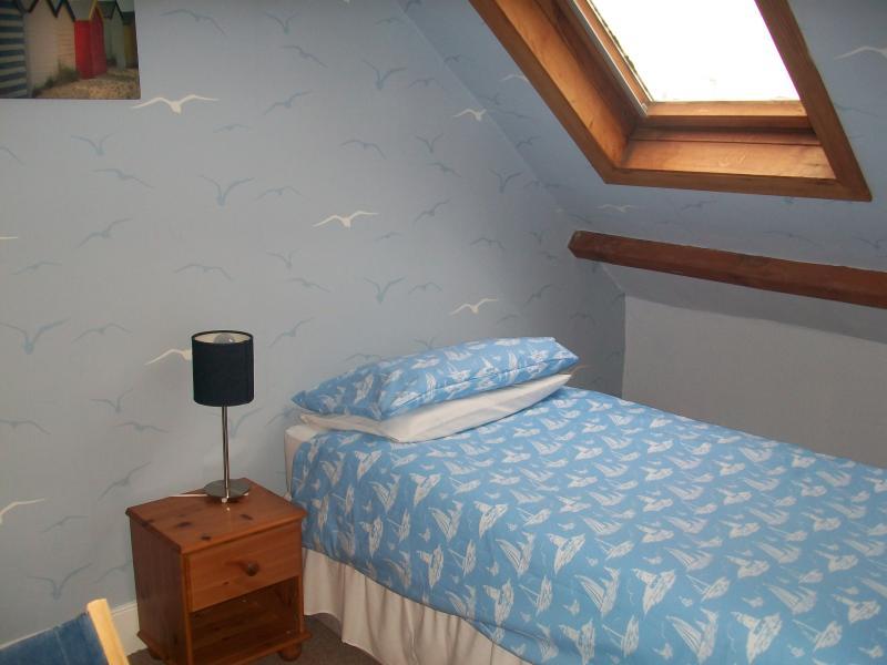 top floor single room