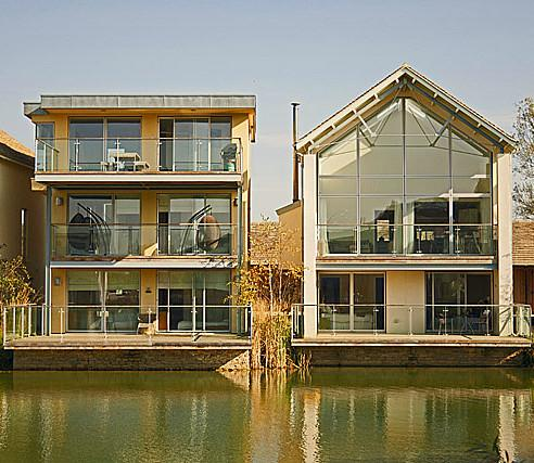 27 and 28 Howells Mere joined house rental