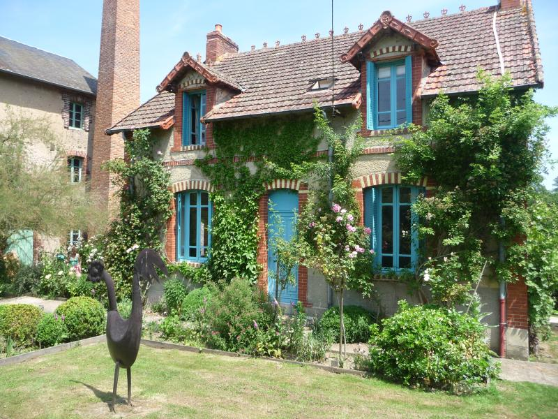 La Merlerie, holiday rental in Virlet