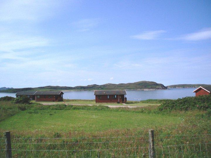 Port Beag Chalets - Spruce, holiday rental in Ross and Cromarty