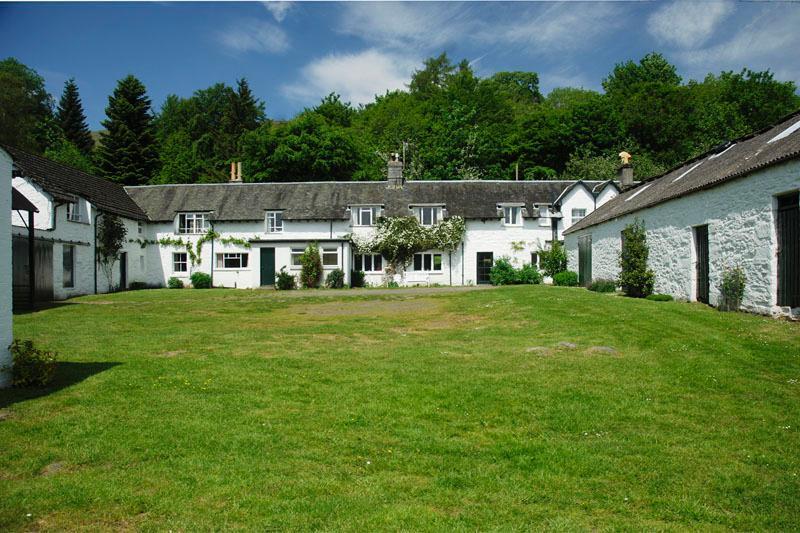 Morenish House, Loch Tay