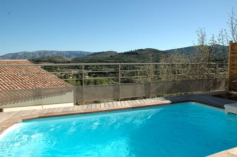 Villa Matisse, vacation rental in Cascastel-des-Corbieres