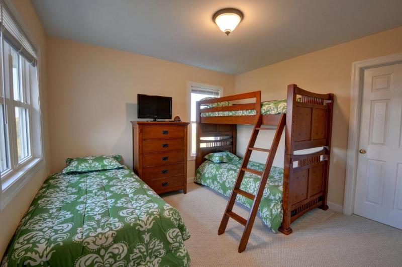 Twin and Bunk room