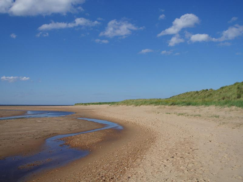 Thornham Beach